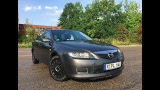 Авто из Литвы. Mazda 6. 2007г. 2.0дизель в продаже. Расход всего 5 литров!