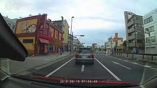 大阪で起きた地震の瞬間 thumbnail