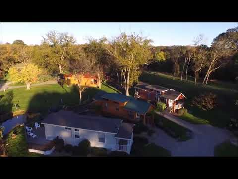 Canton TX Lodging | Cabin Rentals and More | Mill Creek Ranch Resort
