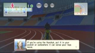 Walk It Out Wii Opening and Gameplay Video