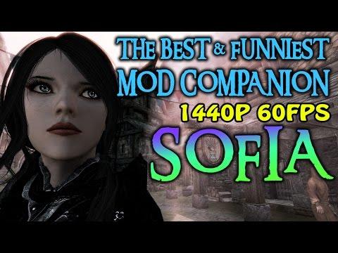 Skyrim Special Edition - Sofia Mod Companion (PC & Xbox One)