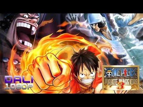 One Piece Pirate Warriors 3 PC Gameplay 60fps 1080p