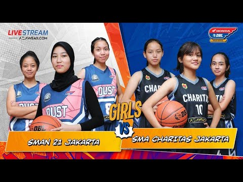 Download LIVE: SMAN 21 JAKARTA VS SMA CHARITAS JAKARTA