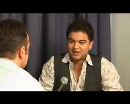Guy Sebastian Live in Brisbane Trashing Interview