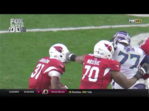 NFL 2016 01 03 Seahawks vs Cardinals   Condensed Game Part 1