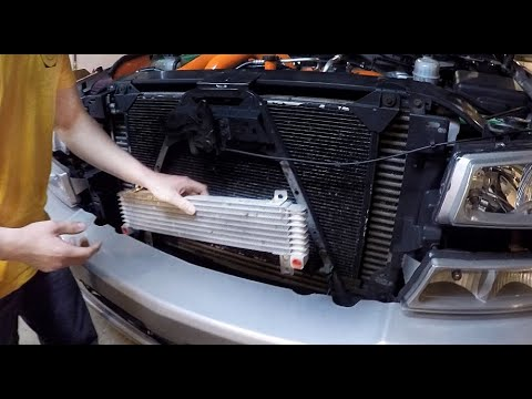 Developing The Ultimate Duramax Transmission Cooler