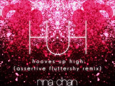 Silva Hound ft. Rina-chan - Hooves Up High (Assertive Fluttershy Remix)