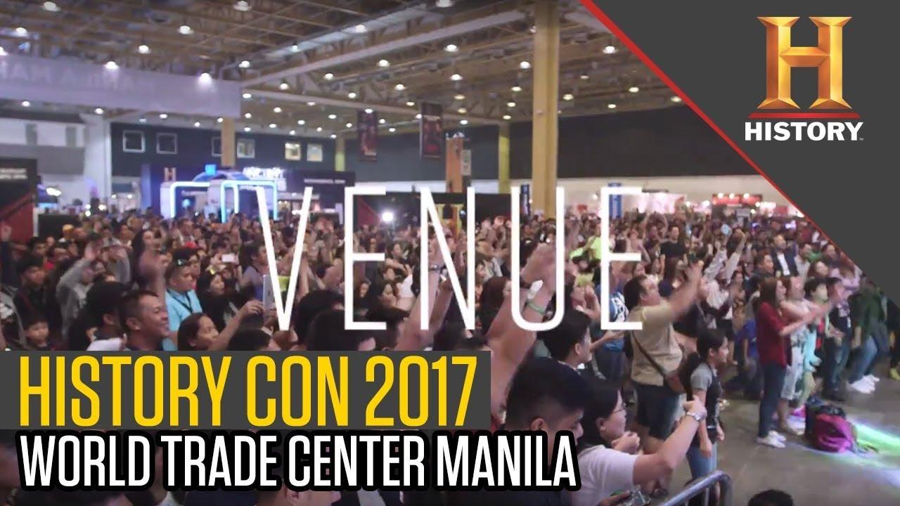 Ultimate Entertainment Con Back in Manila! | HISTORY Con PH 2017