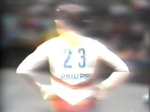 1986 Ahoy Cup W gymnastics