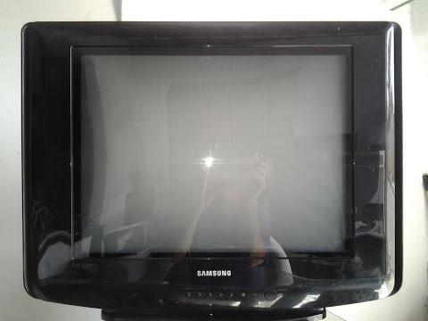 ( 53 )# TV SAMSUNG LED FICA PISCANDO MAS NÃO FUNCIONA