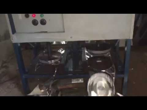 Fully Automatic Paper Plate Machine by Shree Krishna Industries, Hyderabad