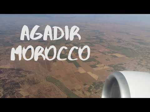 AGADIR Morocco  2018 Epic 4K Drone Travel video VLOG !!! ILLEGAL FOOTAGE !!!