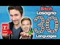 Download PEWDIEPIE vs T-SERIES: Singing Bitch Lasagna in 30 Different Languages