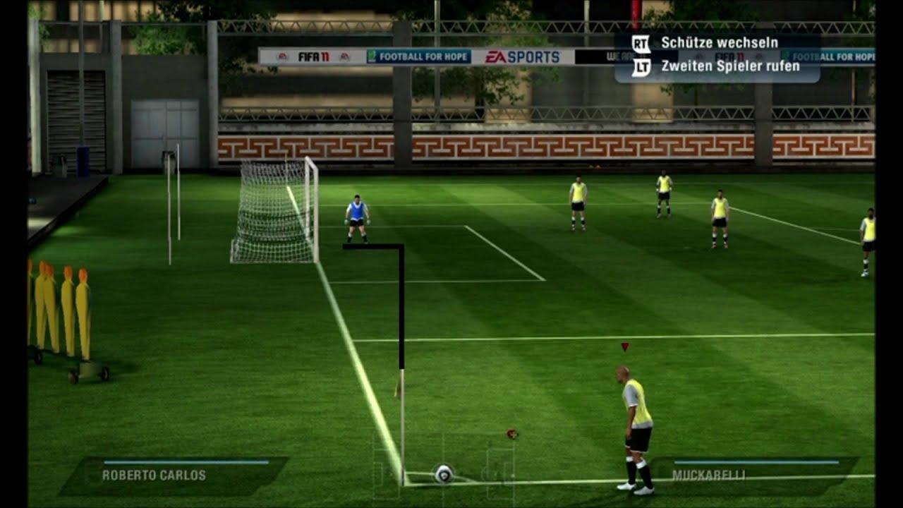 Fifa 11 corner kick goal tutorial what does abbreviation mean on fifa