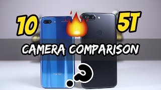 Honor 10 vs OnePlus 5T | Massive Camera Comparison