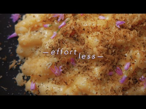 All the Butter, All the Cheese, All the Pasta | Effortless