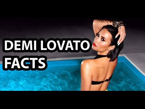 6 Interesting Facts about Demi Lovato