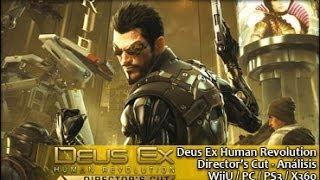 Deus Ex Human Revolution Director's Cut - Análisis