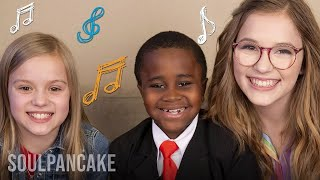 A Love Song from Kid President and Lennon & Maisy