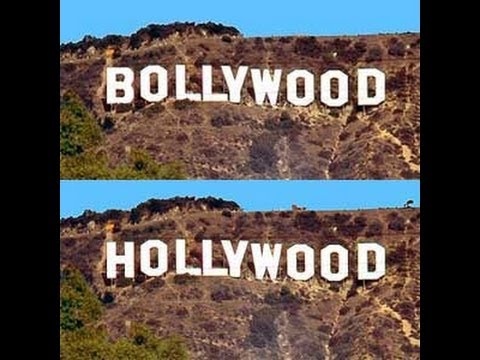 hollywood versus bollywood King khan opposes the common perception of the western audience about bollywood (pti photo) the special effects and the advanced technology in hollywood flicks fail to woo king khan despite the mass success and adulation he enjoys in india and abroad, the star said he has no plans to seek a career.