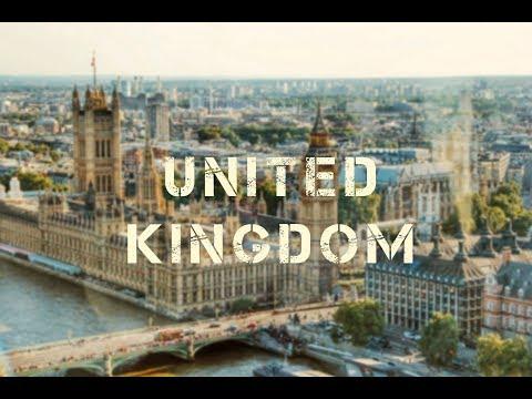 UNITED KINGDOM TRAVEL VLOG!
