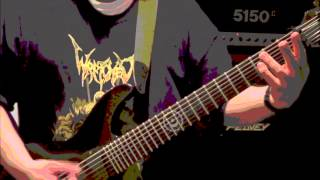 "Fear Factory ""Edgecrusher"" Guitar Cover"