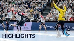 Highlights | TTH Holstebro vs. THW Kiel | Semi-Final 1 | AKQUINET EHF Cup Finals 2019