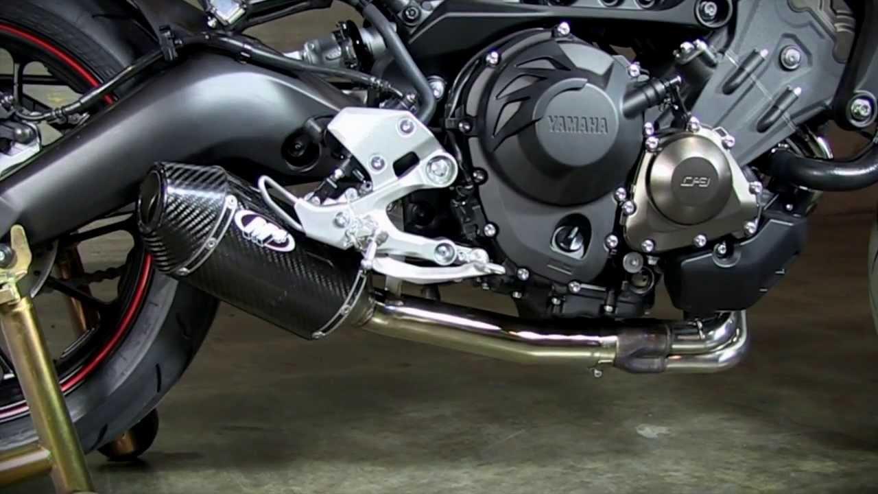 2012-2015 GSXR 1000 M4 GP Full Exhaust