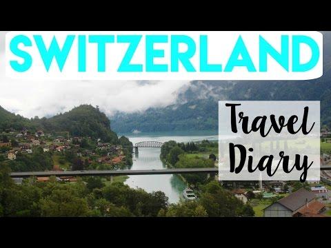 INTERLAKEN, SWITZERLAND: Travel Diary 2016