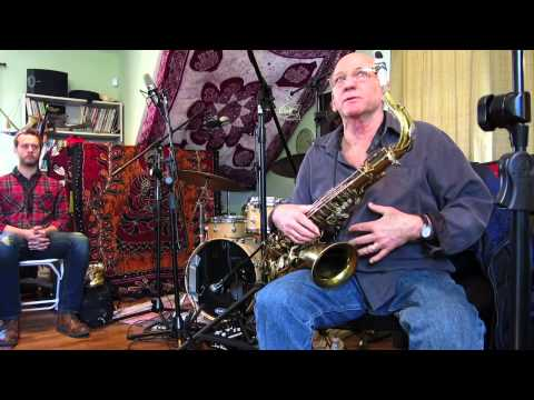 Saxophonist David Liebman Master Class - 2/4/15 / NASHVILLE, TN