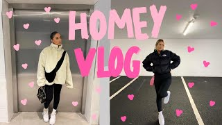 HOME VLOG! | matcha, new furniture + diy | Sophia and Cinzia