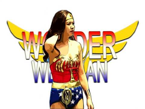 Wonder Woman VS Mind Stealers 2