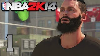 NBA 2K14 PS4 - My Player Career (Part 1 - The King is Back)