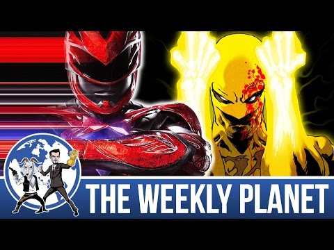 New York Comic Con 2016 - The Weekly Planet Podcast
