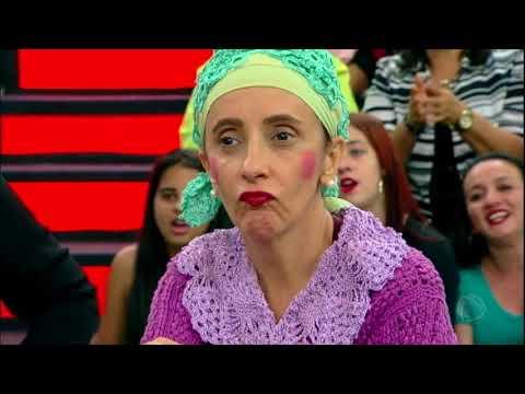 MC Créu E Lilian Enfrentam Lorena Improta E Filó No Canta Pra Mim