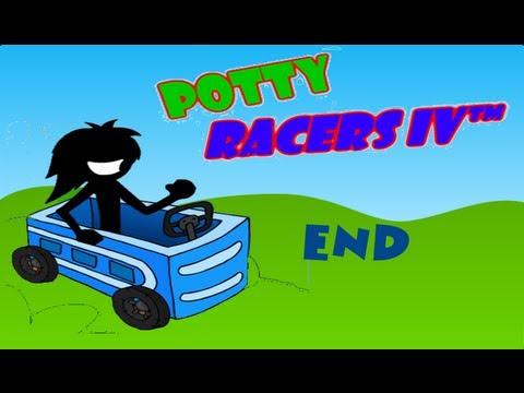 Potty Racers 4 - Gameplay Walkthrough (Part 5)