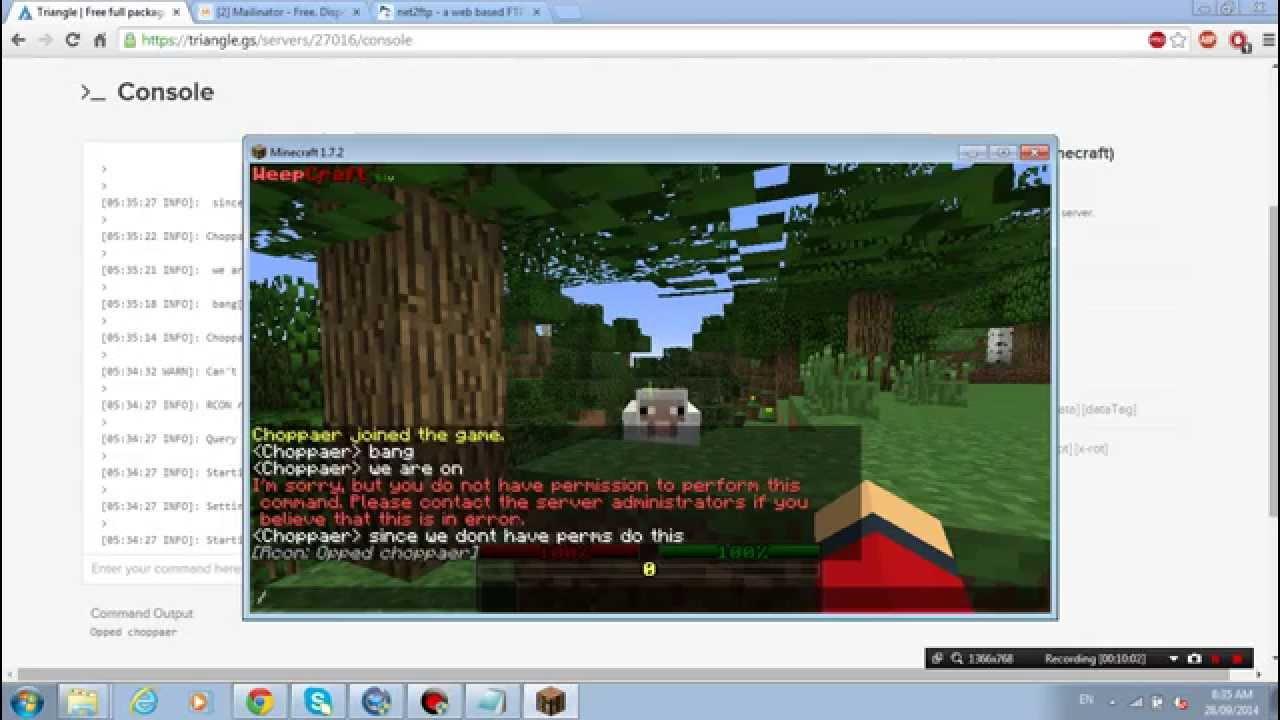 Free Minecraft Server Hosting 24 7 Pe - KadalHost