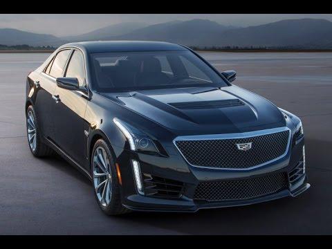 Cadillac Cts V 2017 Car Review