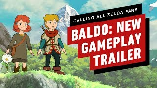 Baldo - New Gameplay Trailer