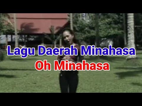 Lagu Daerah Minahasa  - Oh Minahasa -  Debby Rumintjap