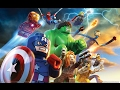 LEGO MARVEL Super Heroes - Animation Movie (Cartoon) 4 Kids (Game like movie)