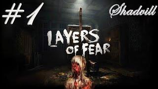 Layers of Fear Прохождение игры #1: Начало кошмара(Прохождение игры Layers of Fear для PC В Layers of Fear мы играем за безумного художника, который возвращается в свой..., 2016-04-28T07:00:00.000Z)
