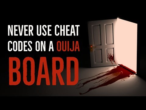 ''Never Use Cheat Codes on a Ouija Board'' by Christopher Maxim | NOSLEEP CLASSIC