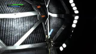 nueva serie Star wars the force unleashed Primer contact