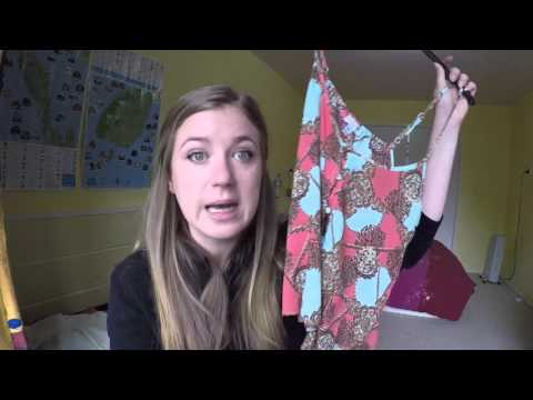 TRAVEL TIPS: WHAT TO PACK FOR HOT COUNTRIES!