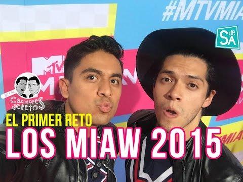 Pepe y Teo Cazadores de Retos en los MTVMIAW