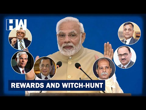 "Is Modi Govt Rewarding The ""Pliant"" Officers? | HW News English"