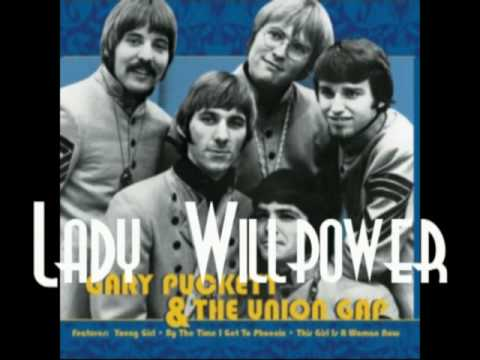 Gary Puckett - Lady Willpower