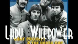 Gary Puckett - Lady Willpower