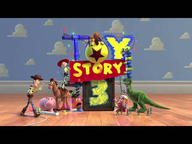 Toy Story 3 - Teaser Latino Videos De Viajes